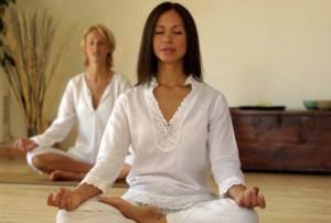 Yoga Pose ad Meditation