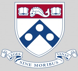 University of Pennsylvania emblem